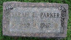 Sarah E <I>Persinger</I> Parker