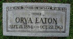 Orva Eaton