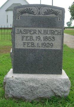 Jasper N Burch