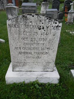 Nannie <I>Buchanan</I> Meière