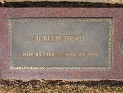 B Ellis Head