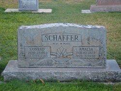 Conrad Schaffer