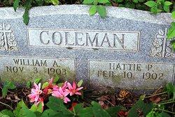 Hattie P. Coleman