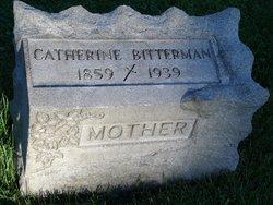 Catherine <I>Berg</I> Bitterman