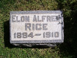 Elon Alfred Rice