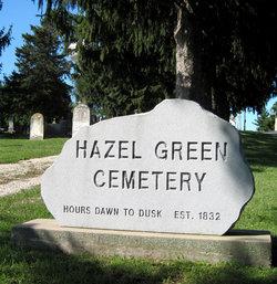 Hazel Green Cemetery in Hazel Green, Wisconsin - Find A