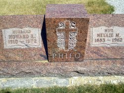 Nellie Mae <I>Rutter Little</I> Philo