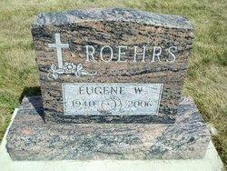 Eugene William Roehrs