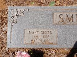 Mary Susan <I>Williams</I> Smith