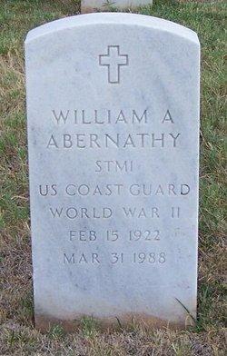 William A Abernathy