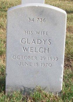 Gladys Welch Adkins