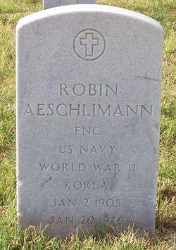 Robin Alexander Aeschlimann