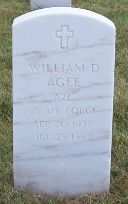 William D Agee