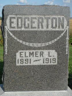 Elmer Levington Edgerton