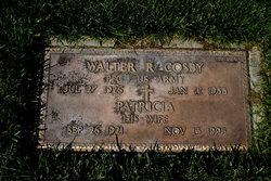 """Walter R """"Walt"""" Cosby"""
