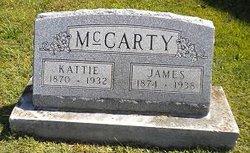 Kate <I>Murray</I> McCarty