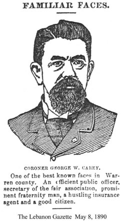 George W Carey (1838-1914) - F...