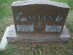 """Woodrow """"Woody"""" Allen"""