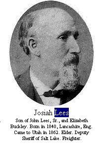 Josiah Lees