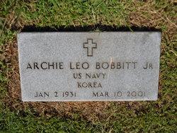 Archie Leo Bobbitt, Jr