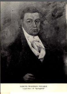 Samuel Woodson Venable