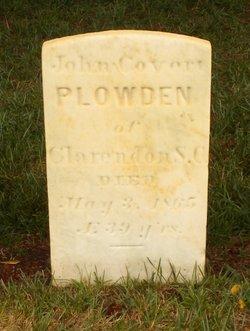 John Covert Plowden