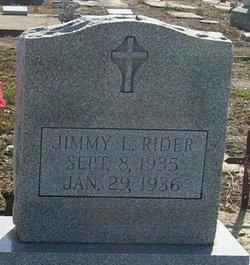 Jimmy L. Rider