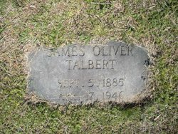 James Oliver Talbert