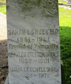 Dr Sarah Isabel Shuey