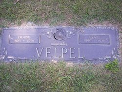 Eva <I>Royster</I> Velpel