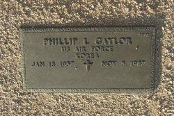 Phillip L Gaylor