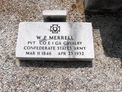 Elder William Perry Merrell