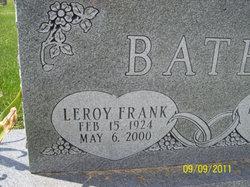 Leroy Frank Bates