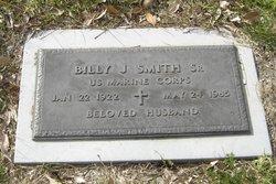 Billy Jack Smith, Sr