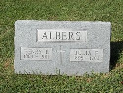 Henry Fred Albers