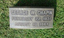 George Washington Chapin