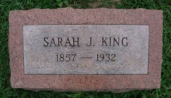 Sarah Jane <I>Balsley</I> King