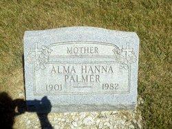 Alma Hanna Palmer