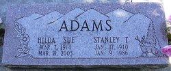 Hilda Sue <I>Vail</I> Adams