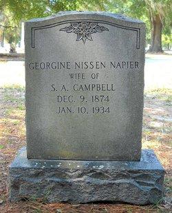 Georgine <I>Nissen</I> Campbell