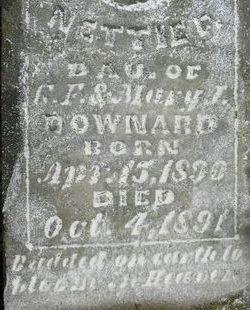 Nettie F. Downard