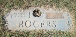 Ann <I>Childs</I> Rogers