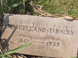 McClelland Thomas Boles
