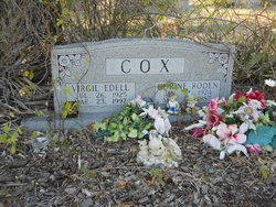 Corine <I>Roden</I> Cox