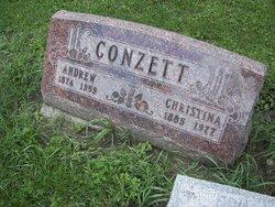 Christina <I>Accola</I> Conzett