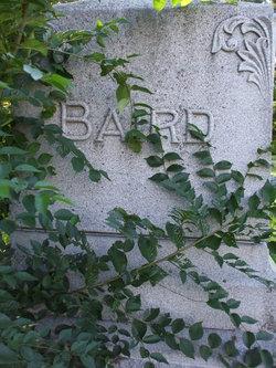 Mary <I>Mccartney</I> Baird