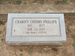 Charity Cherry <I>Callaway</I> Phillips