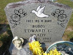 """Edward G """"Buddy"""" Brady"""