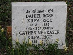 Catherine Fraser Kilpatrick