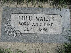Lulu Walsh